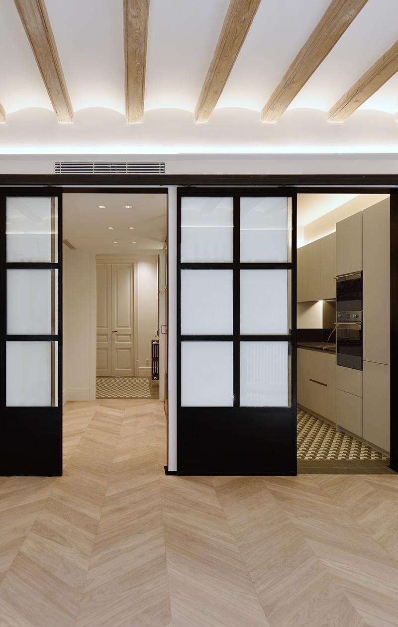 Consell de Cent show flat | Mimouca Design