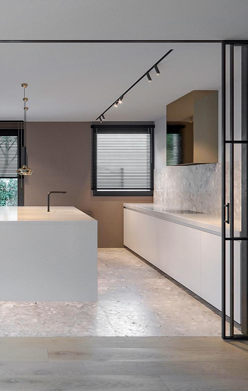 Reina Victoria residence | Mimouca Design