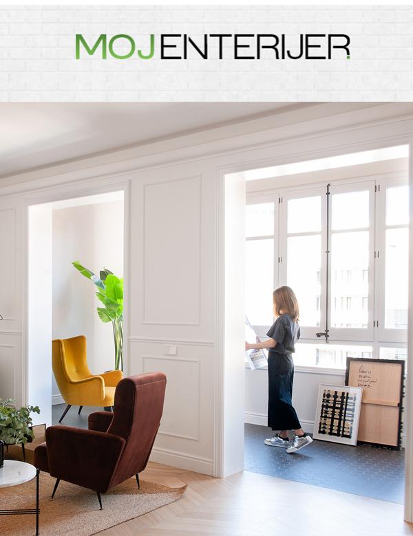 Web Mojenterijer | Mimouca Design