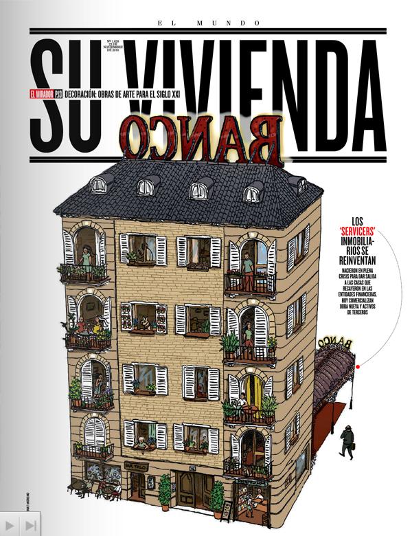 Su vivienda - El Mundo | Mimouca Design