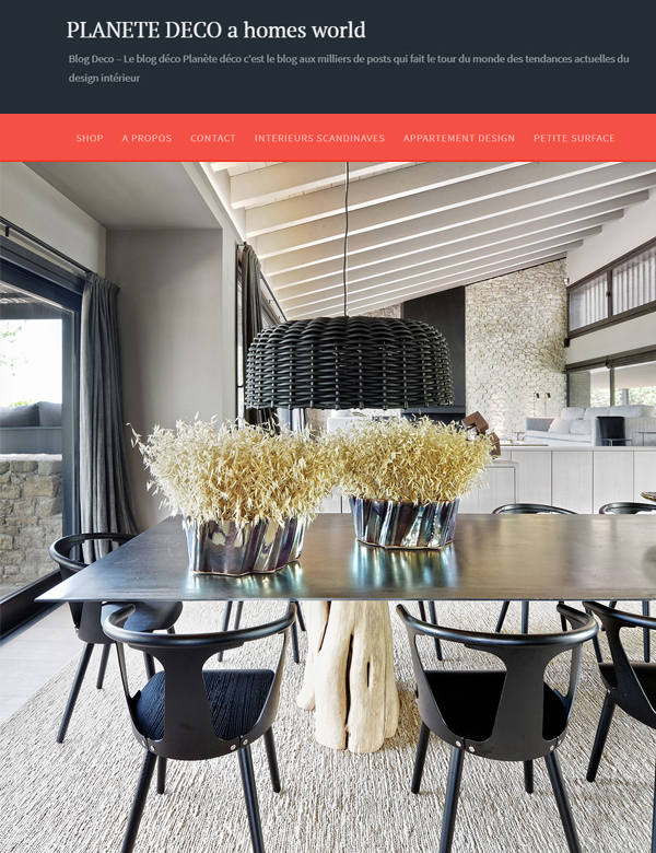 Web Planete Deco FR | Mimouca Design