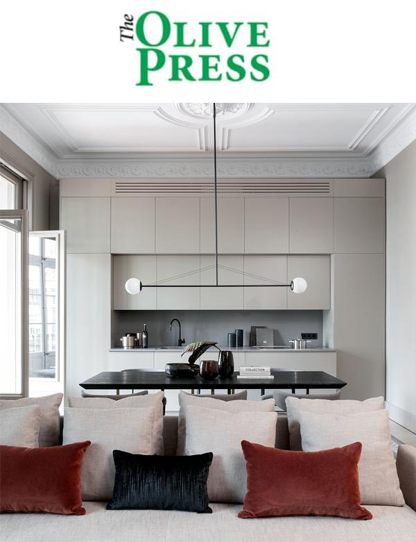 Web Theolivepress | Mimouca Design