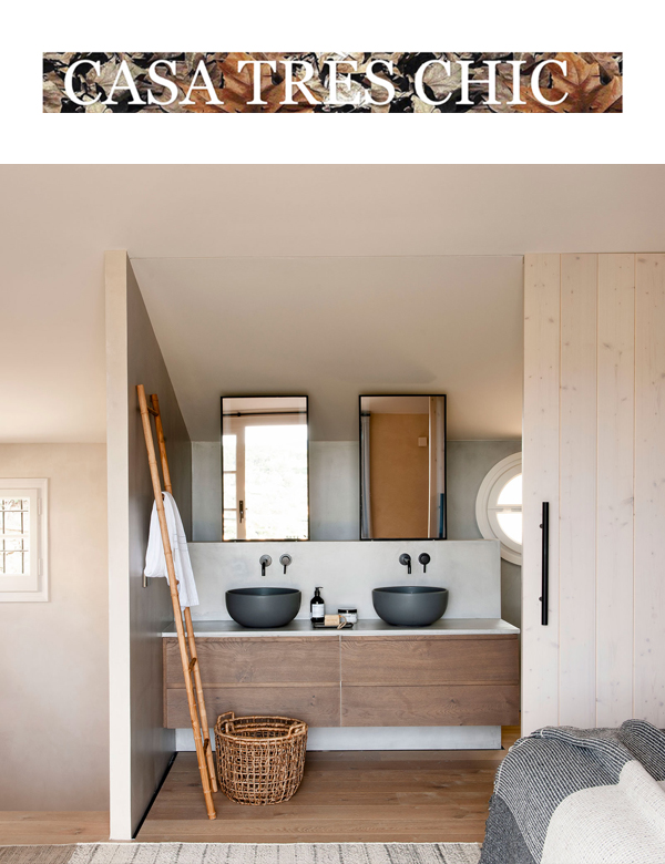 Web Casa Tres Chic | Mimouca Design