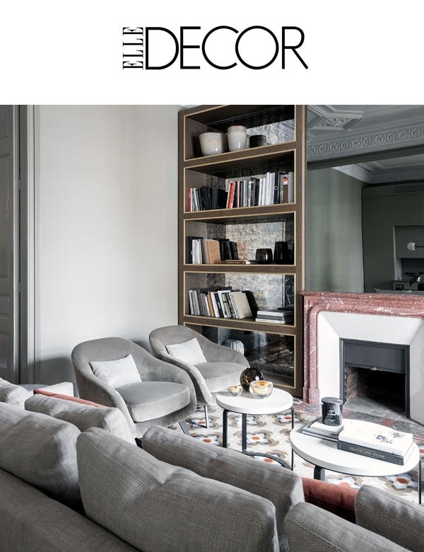 Elle Decor Rusia | Mimouca Design