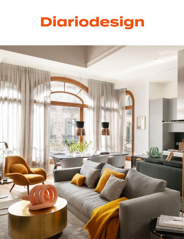 Web Diario Design | Mimouca Design
