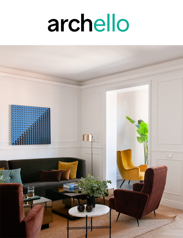 Web Archello | Mimouca Design