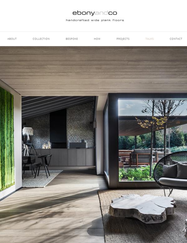 Web Ebonyandco | Mimouca Design