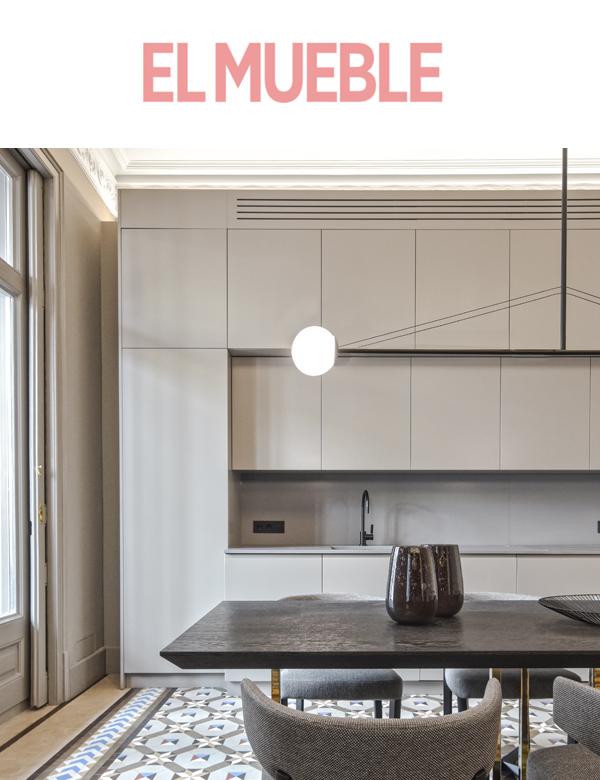 Web El Mueble | Mimouca Design