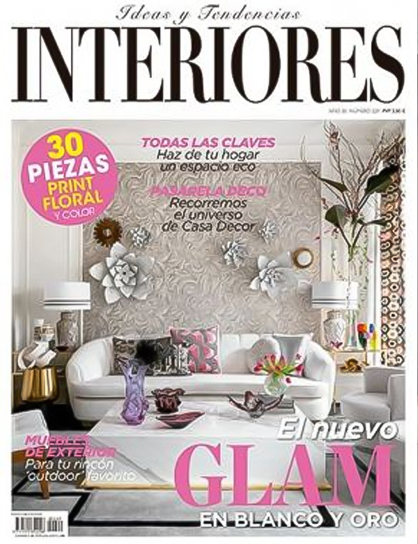 Revista Interiores | Mimouca Design